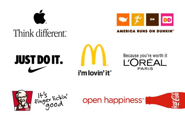 Ünlü Markaların Efsaneleşen İngilizce Sloganları