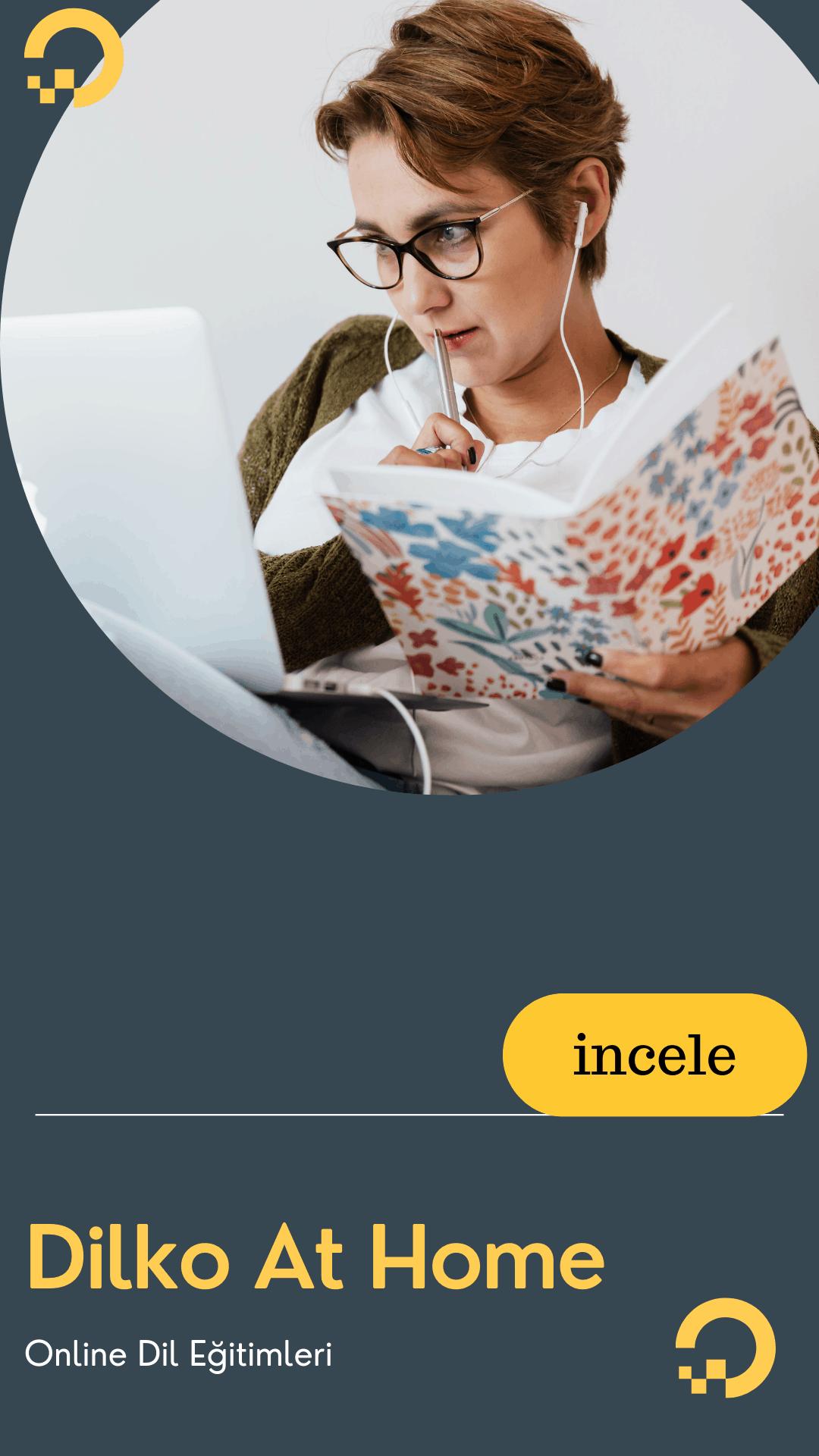 online ingilizce kursu dikey